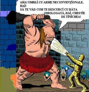 Neanderthalianul si robotul